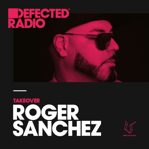 Defected Radio :: hosted by Roger Sanchez (aired on December 31st, 2017) banner logo