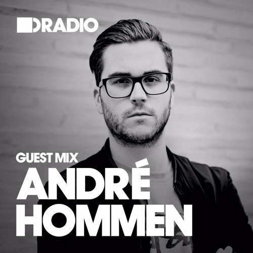 Defected Radio :: guest mix Andre Hommen (aired on November 19th, 2017) banner logo