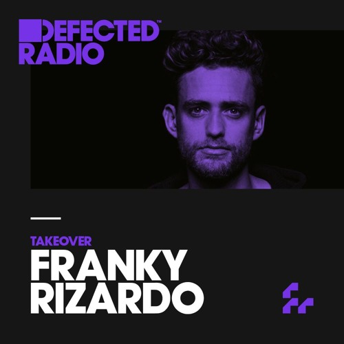 Defected Radio :: hosted by Franky Rizardo (aired on January 21st, 2018) banner logo