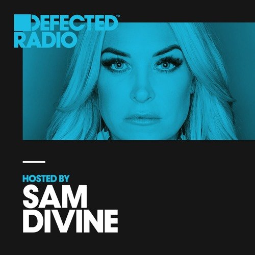 Defected Radio :: hosted by Sam Divine (aired on February 4th) banner logo