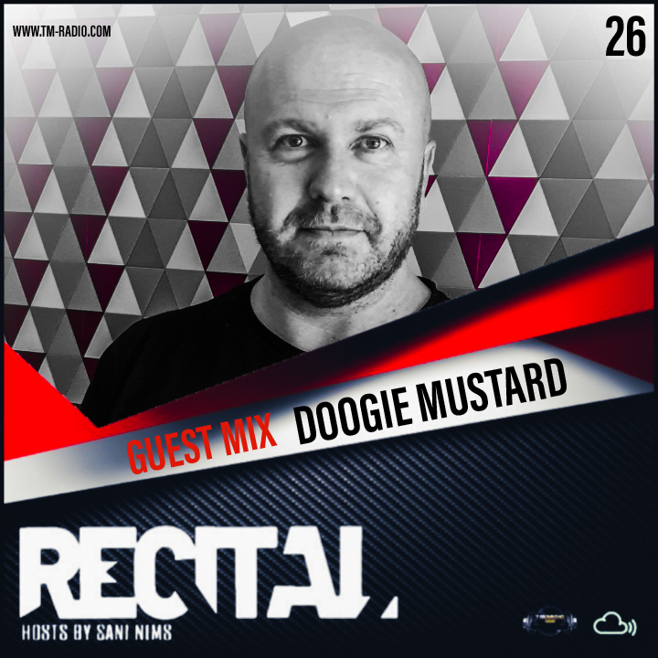 Recital :: RECITAL EP 26 GUEST MIX BY DOOGIE MUSTARD HOSTED BY SANI NIMS ON TM RADIO (aired on June 7th, 2020) banner logo