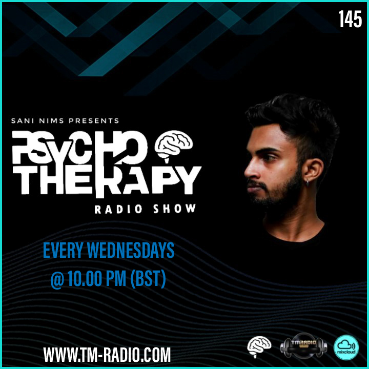 Psycho Therapy :: PSYCHO THERAPY EP 145 BY SANI NIMS ON TM RADIO (aired on July 14th) banner logo