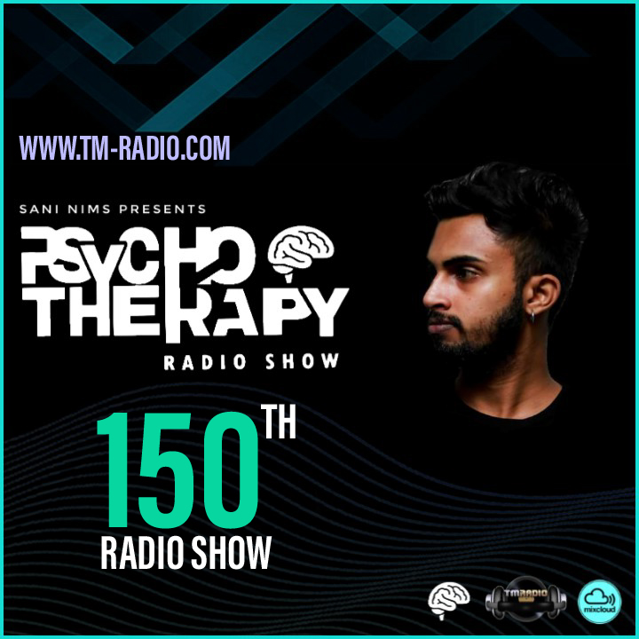 Psycho Therapy :: PSYCHO THERAPY EP 150 BY SANI NIMS ON TM RADIO (aired on August 18th) banner logo