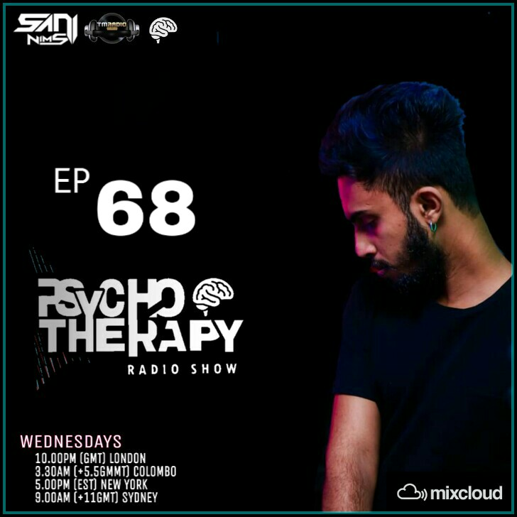 Psycho Therapy :: PSYCHO THERAPY EP 68 BY SANI NIMS ON TM RADIO (aired on January 8th) banner logo