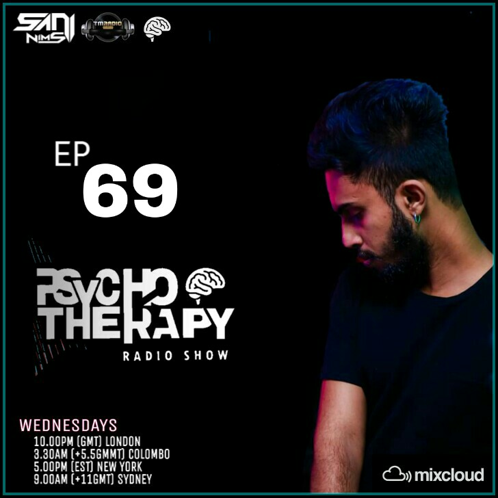 Psycho Therapy :: PSYCHO THERAPY EP 69 BY SANI NIMS TM RADIO (aired on January 15th, 2020) banner logo