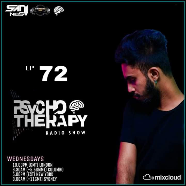 Psycho Therapy :: PSYCHO THERAPY EP 72 BY SANI NIMS ON TM RADIO (aired on February 5th, 2020) banner logo