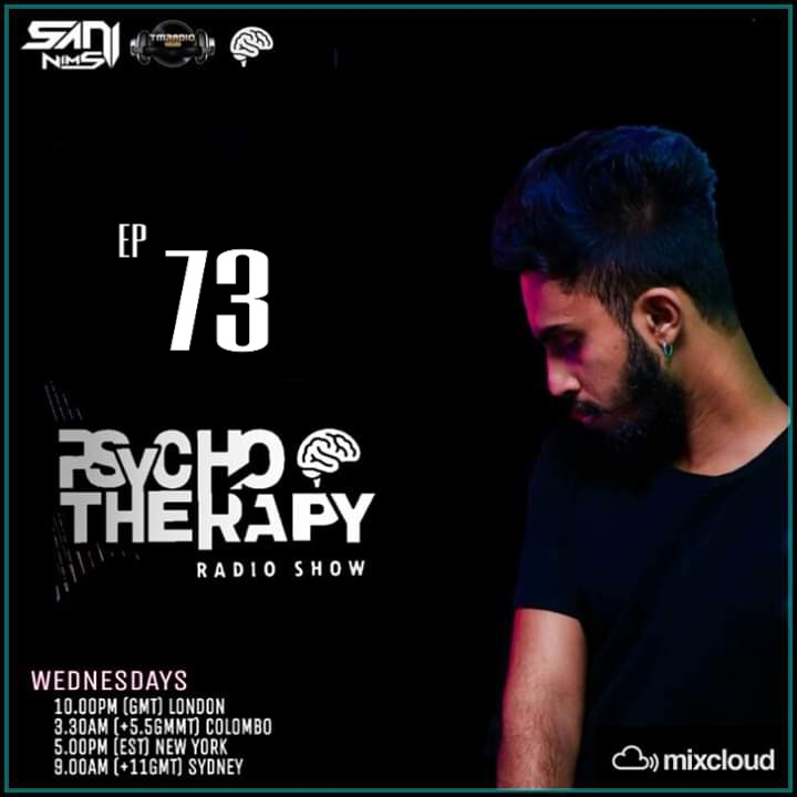 Psycho Therapy :: PSYCHO THERAPY EP 73 BY SANI NIMS ON TM RADIO (aired on February 12th, 2020) banner logo