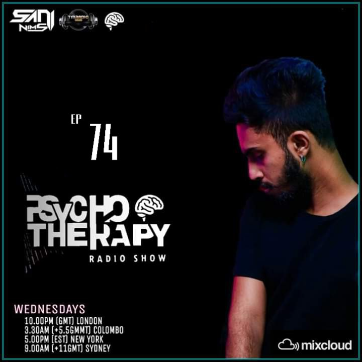 Psycho Therapy :: PSYCHO THERAPY EP 74 BY SANI NIMS ON TM RADIO (aired on February 19th, 2020) banner logo