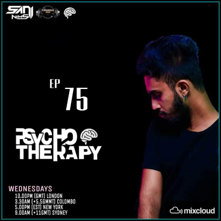 Psycho Therapy :: PSYCHO THERAPY EP 75 BY SANI NIMS ON TM RADIO (aired on February 26th, 2020) banner logo