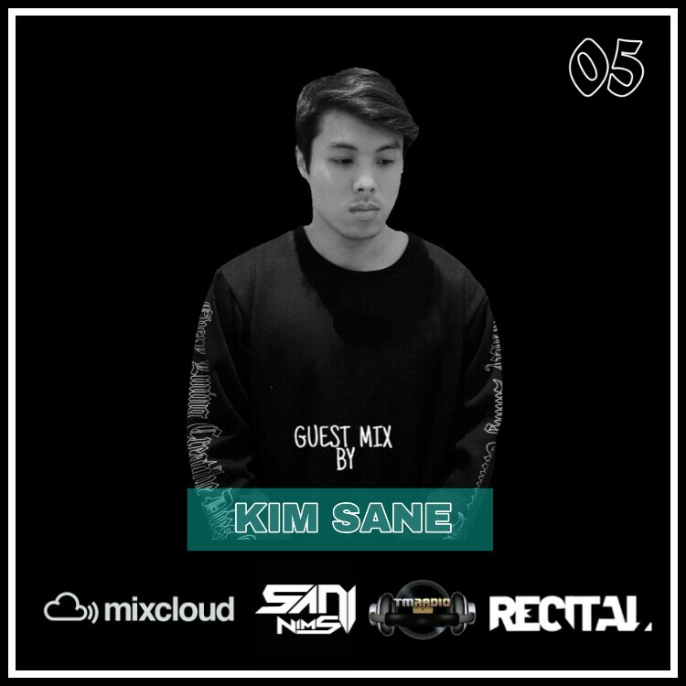 Recital :: RECITAL EP05 GUEST MIX BY KIM SANE /  HOSTED BY SANI NIMS (aired on July 21st, 2019) banner logo