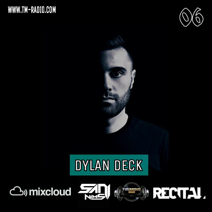 Recital :: RECITAL EP 06 GUEST MIX BY DYLAN DECK / HOSTED BY SANI NIMS (aired on August 4th, 2019) banner logo