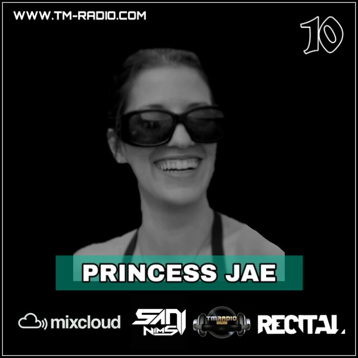 Recital :: RECITAL EP 10 GUEST MIX BY PRINCESS JAE  ( HOSTS BY SANI NIMS ON TM RADIO) (aired on October 6th, 2019) banner logo