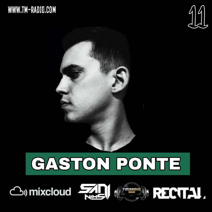 Recital :: RECITAL EP 11 GUEST MIX BY GASTON PONTE ( HOSTS BY SANI NIMS) (aired on October 20th, 2019) banner logo