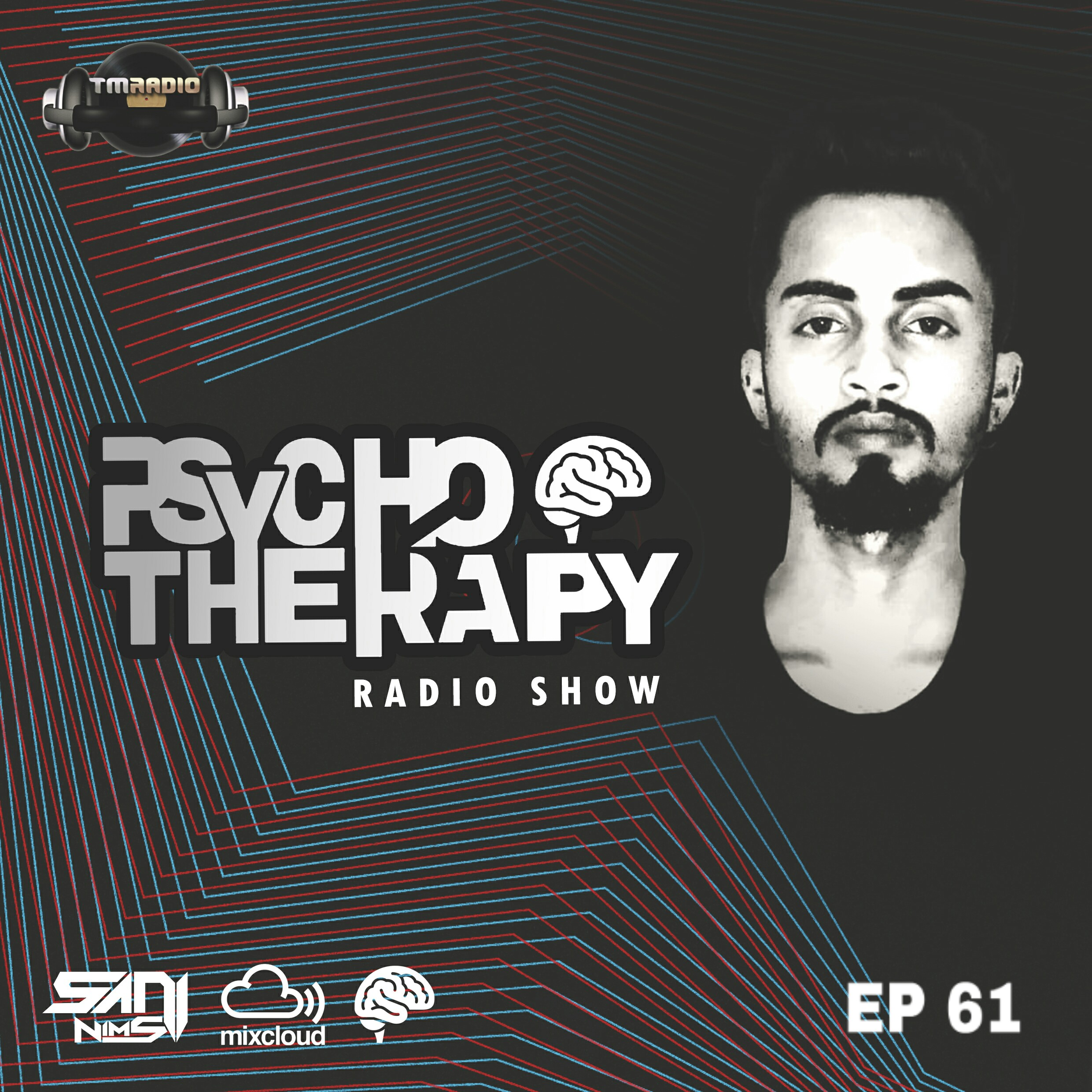 Psycho Therapy :: PSYCHO THERAPY EP 61 BY SANI NIMS ON TM-RADIO (aired on November 20th, 2019) banner logo