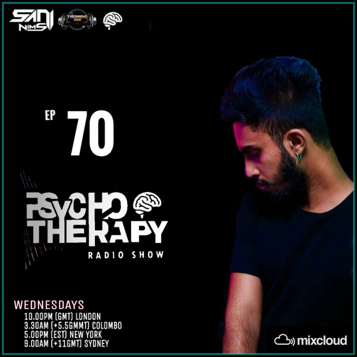 Psycho Therapy :: PSYCHO THERAPY EP 70 BY SANI NIMS TM RADIO (aired on January 22nd, 2020) banner logo