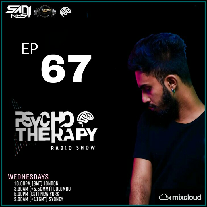 Psycho Therapy :: PSYCHO THERAPY EP 67 BY SANI NIMS ON TM RADIO (aired on January 1st, 2020) banner logo