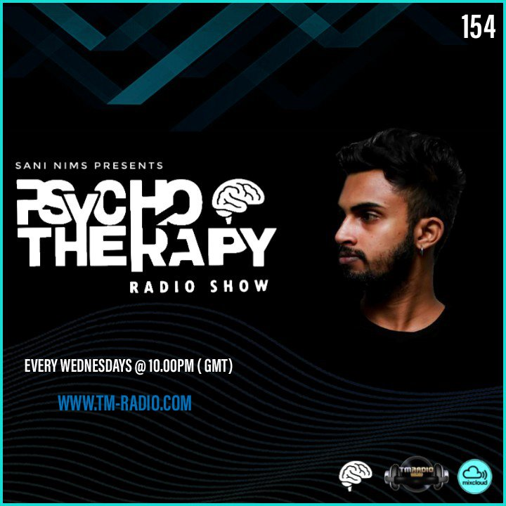 Psycho Therapy :: PSYCHO THERAPY EP 154 BY SANI NIMS ON TM RADIO (aired on September 15th) banner logo