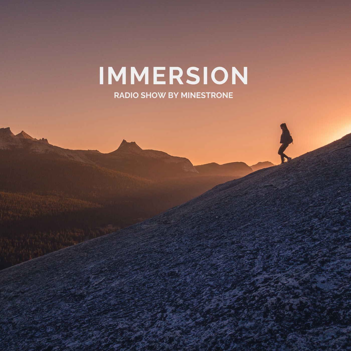 Immersion :: Episode 161 (aired on July 6th, 2020) banner logo