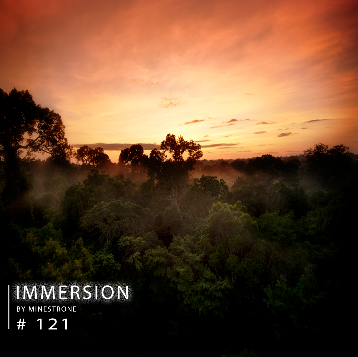 Immersion :: Episode 121 (aired on September 30th) banner logo