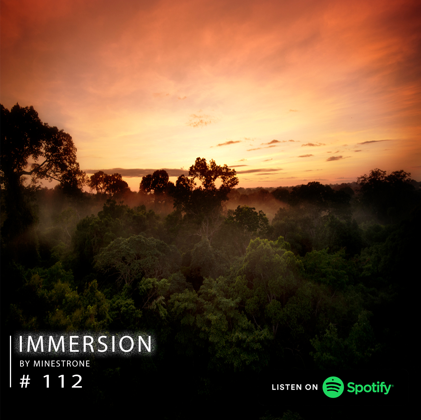 Immersion :: Episode 112 (aired on July 29th, 2019) banner logo