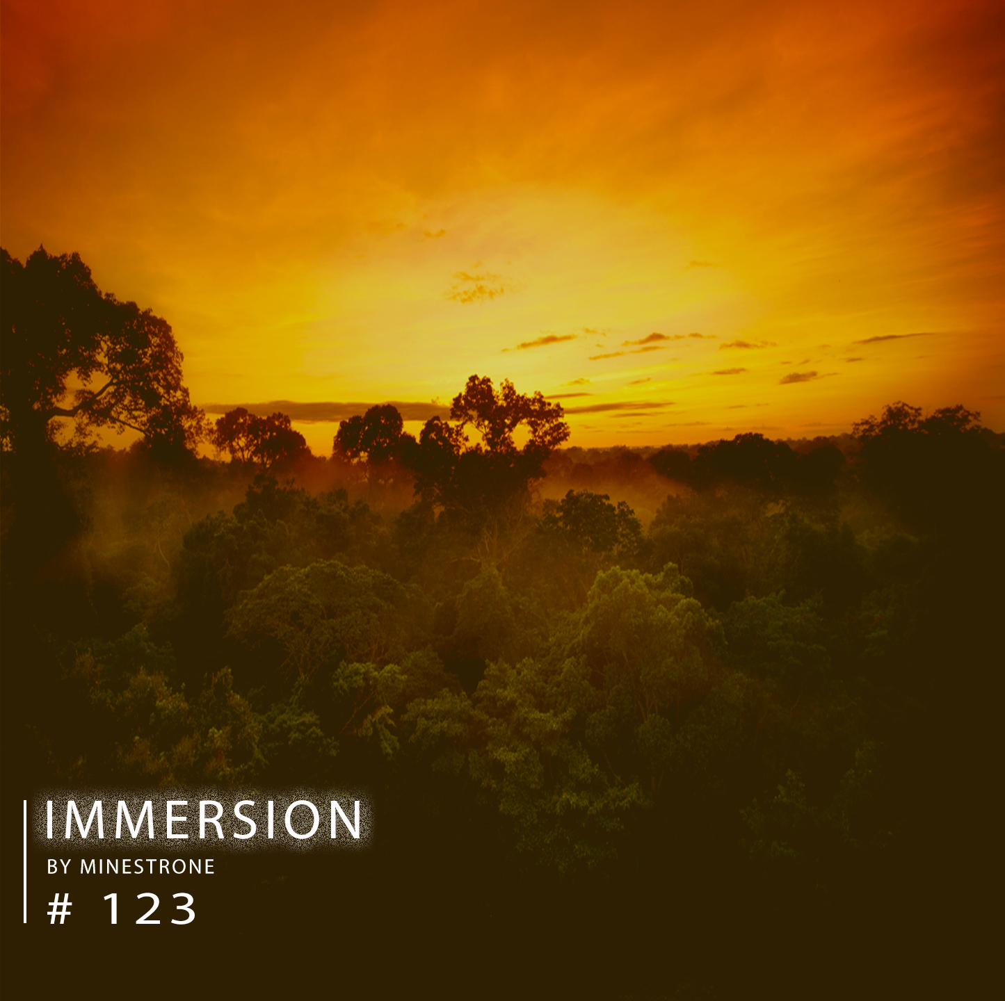 Immersion :: Episode 123 (aired on October 14th, 2019) banner logo