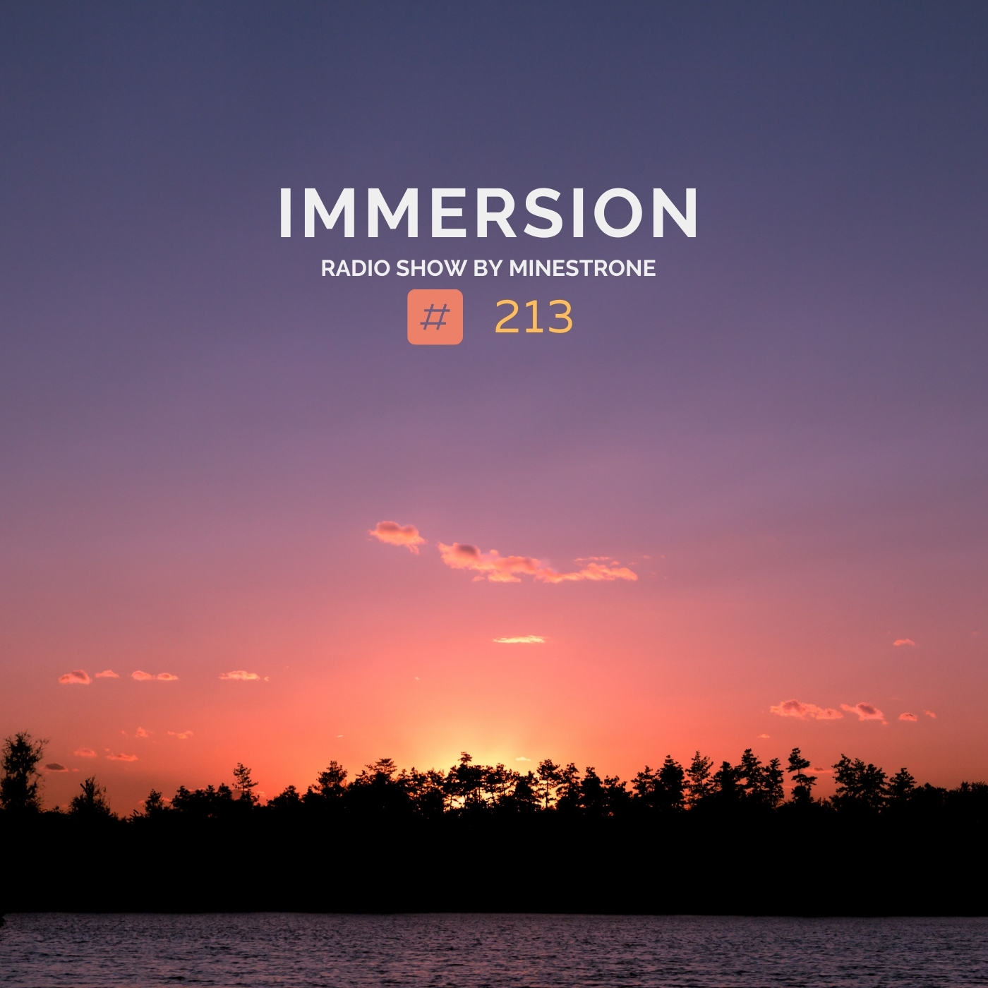 Immersion :: Episode 213 (aired on July 5th) banner logo