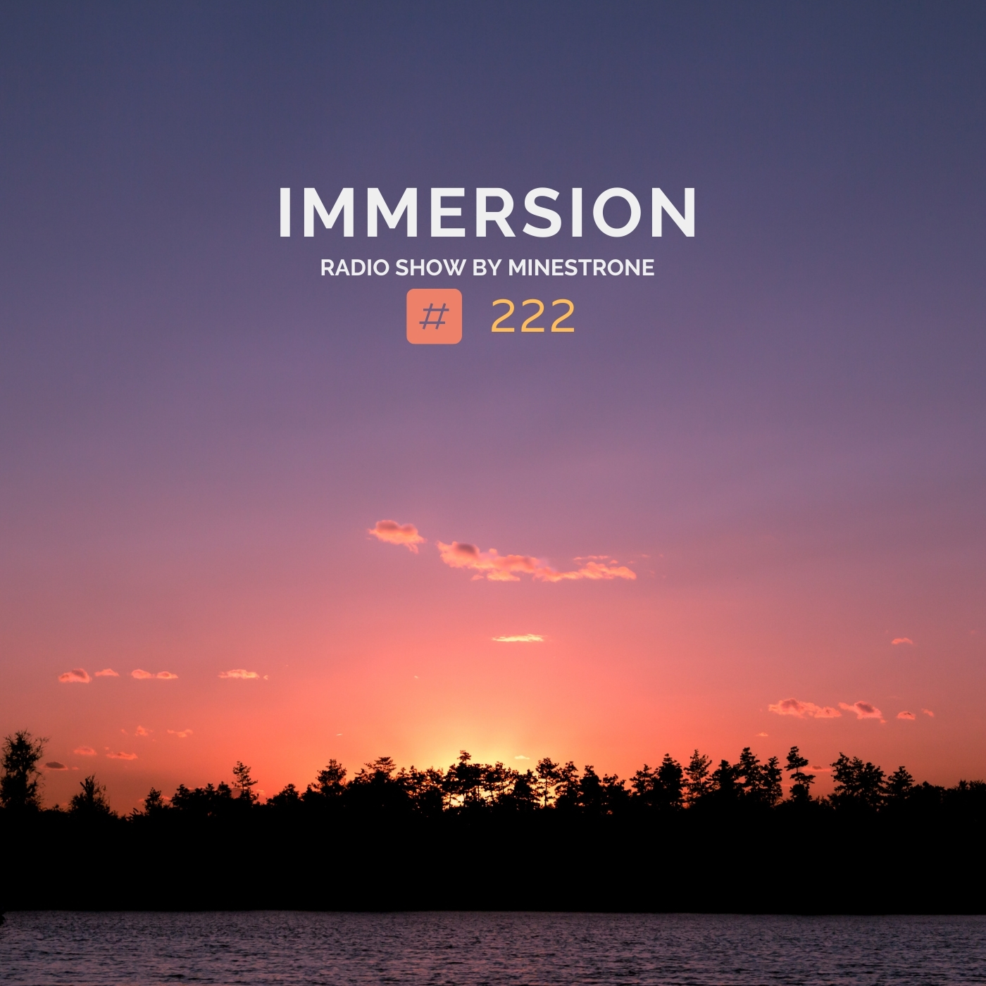Immersion :: Episode 222 (aired on September 6th) banner logo