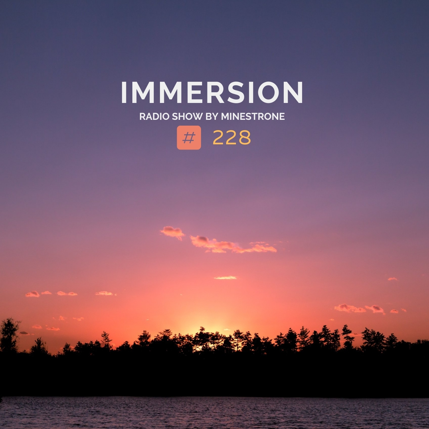 Immersion :: Episode 228 (aired on October 18th) banner logo
