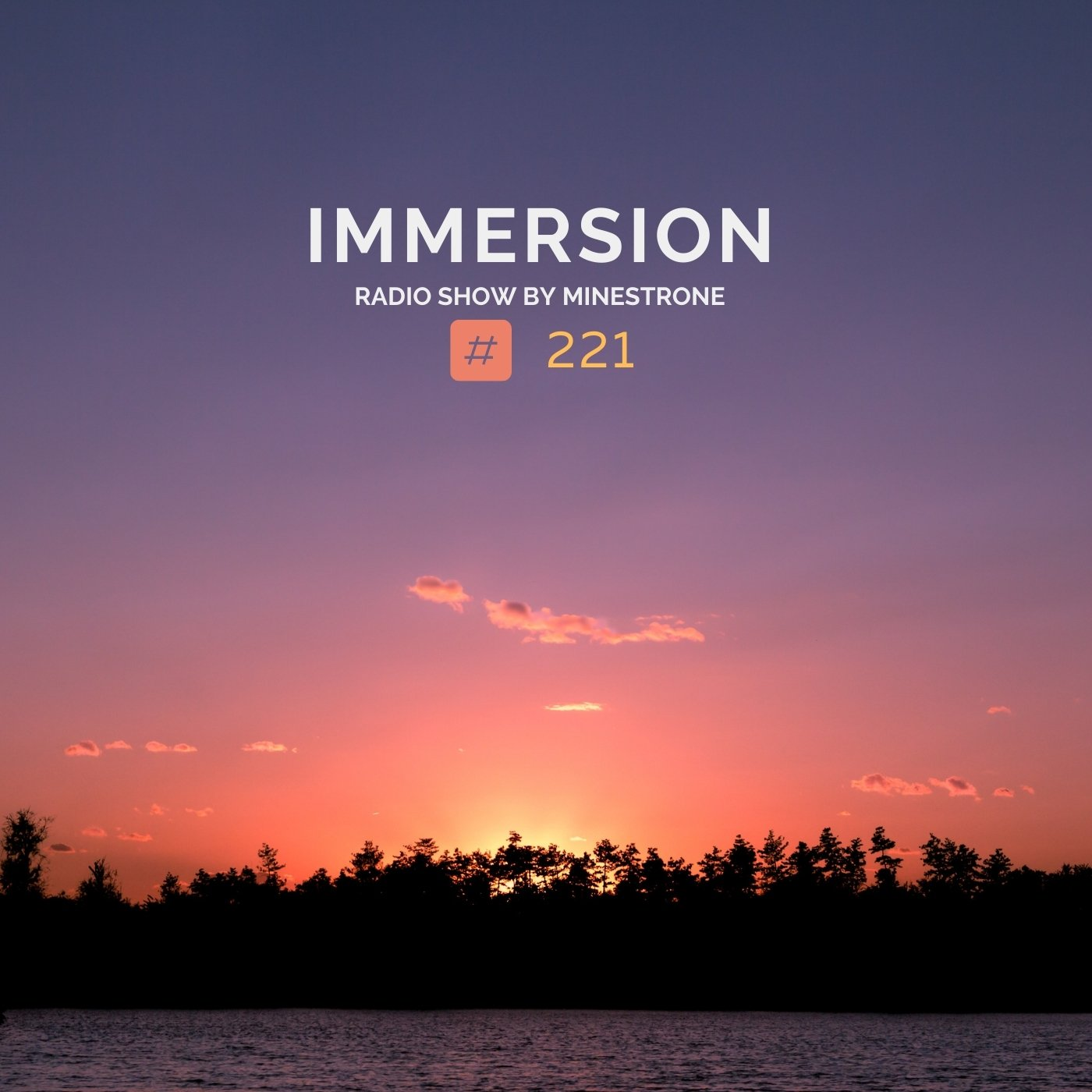 Immersion :: Episode 221 (aired on August 30th) banner logo