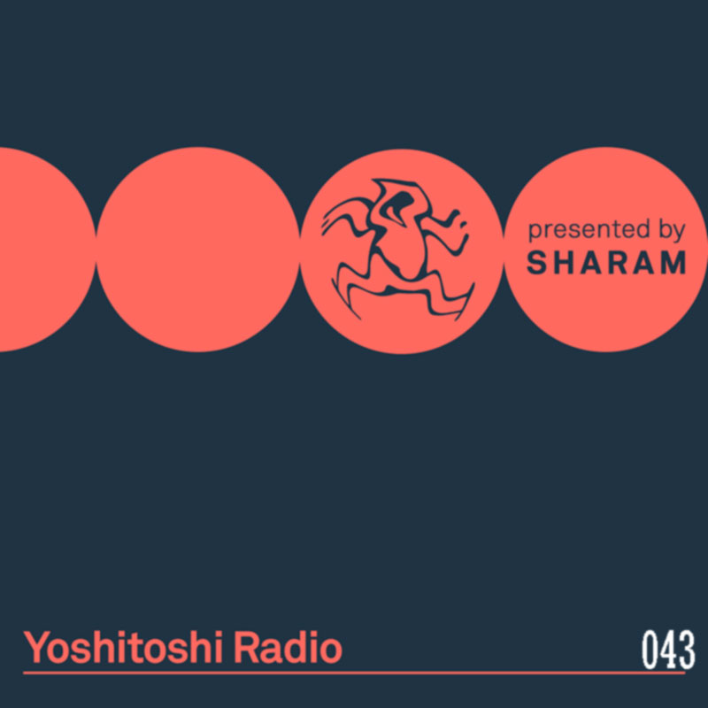 Yoshitoshi Radio :: Episode 043 (aired on May 26th, 2018) banner logo