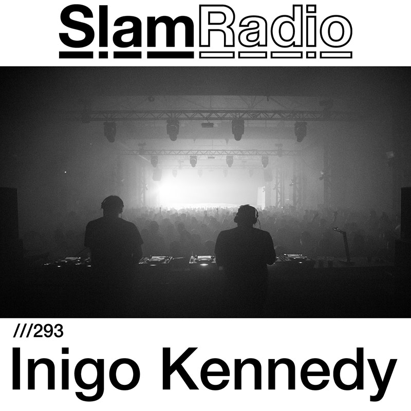 Slam Radio :: Episode 293, guest mix Inigo Kenedy (aired on May 10th, 2018) banner logo