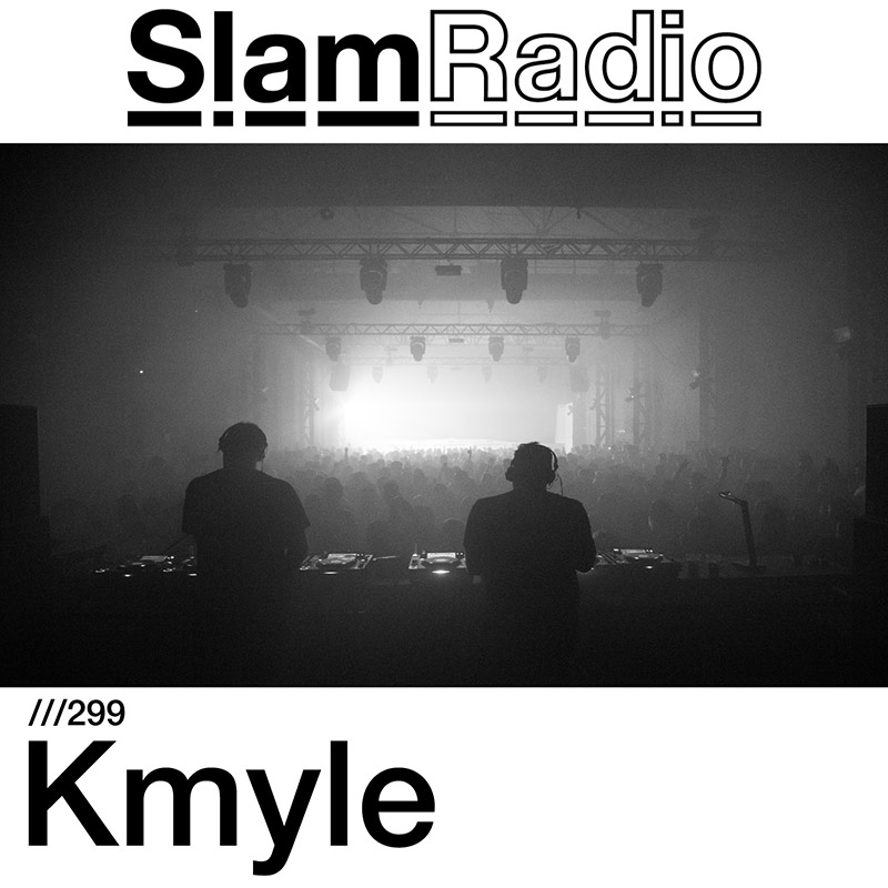 Slam Radio :: Episode 299, guest mix Kmyle (aired on June 22nd, 2018) banner logo