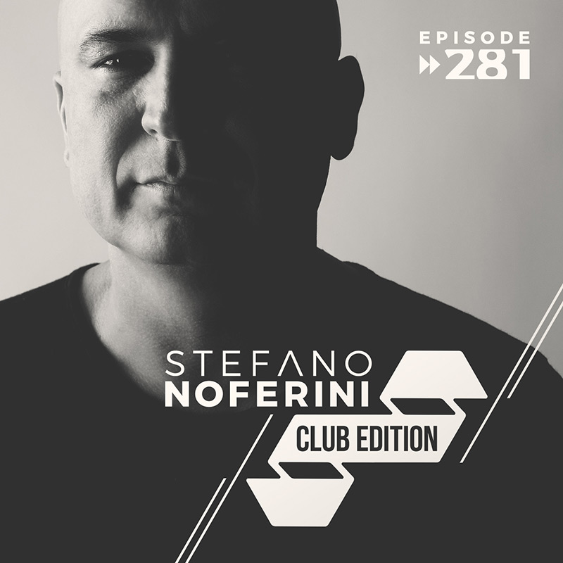 Club Edition :: Episode 281, live from Opium Club (Vodice, Croatia) (aired on February 13th) banner logo
