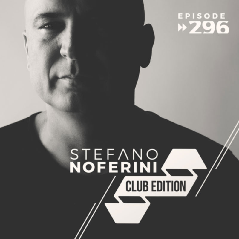 Club Edition :: Episode 296, Live from Resistance Music Festival (Mexico City) (aired on May 29th) banner logo