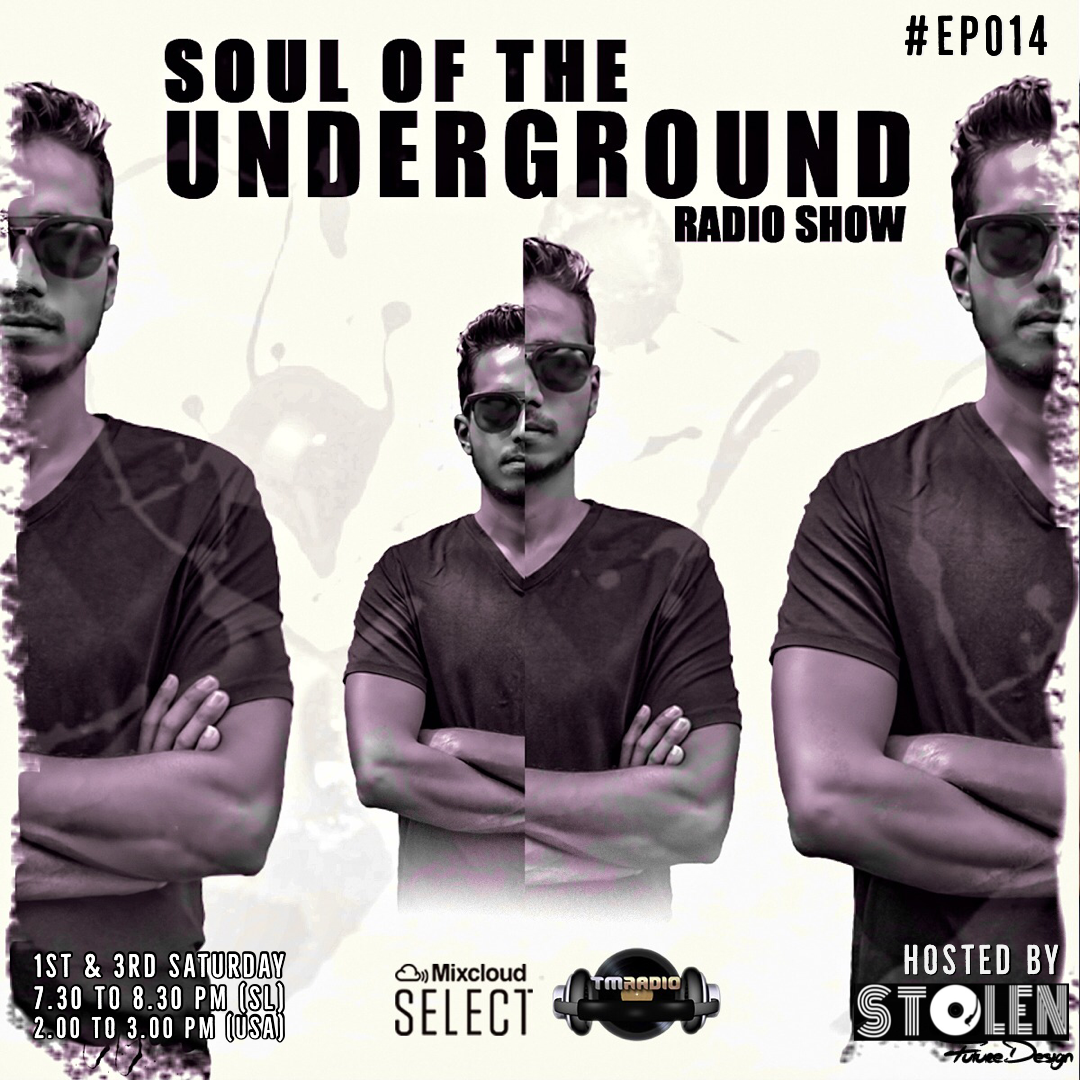 Soul of the Underground :: Episode 014 (aired on December 5th, 2020) banner logo