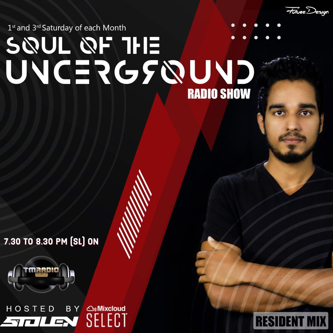 Soul of the Underground banner logo