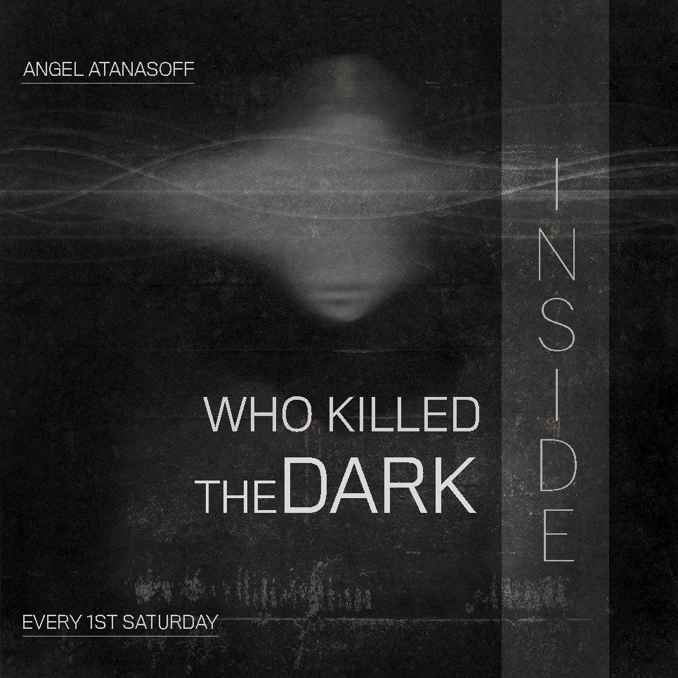 Who Killed The Dark Inside :: Episode 021 (aired on April 1st, 2013) banner logo