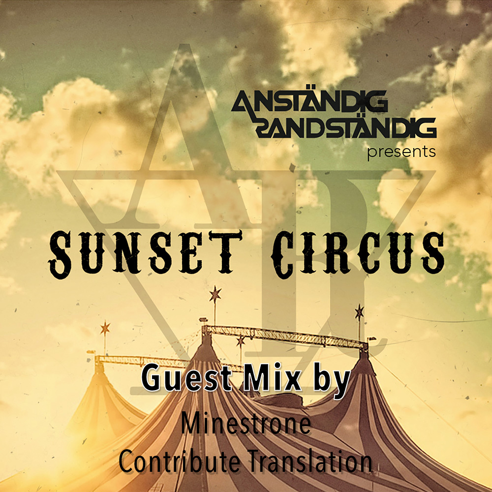 Sunset Circus :: Episode 028 (aired on January 8th, 2020) banner logo